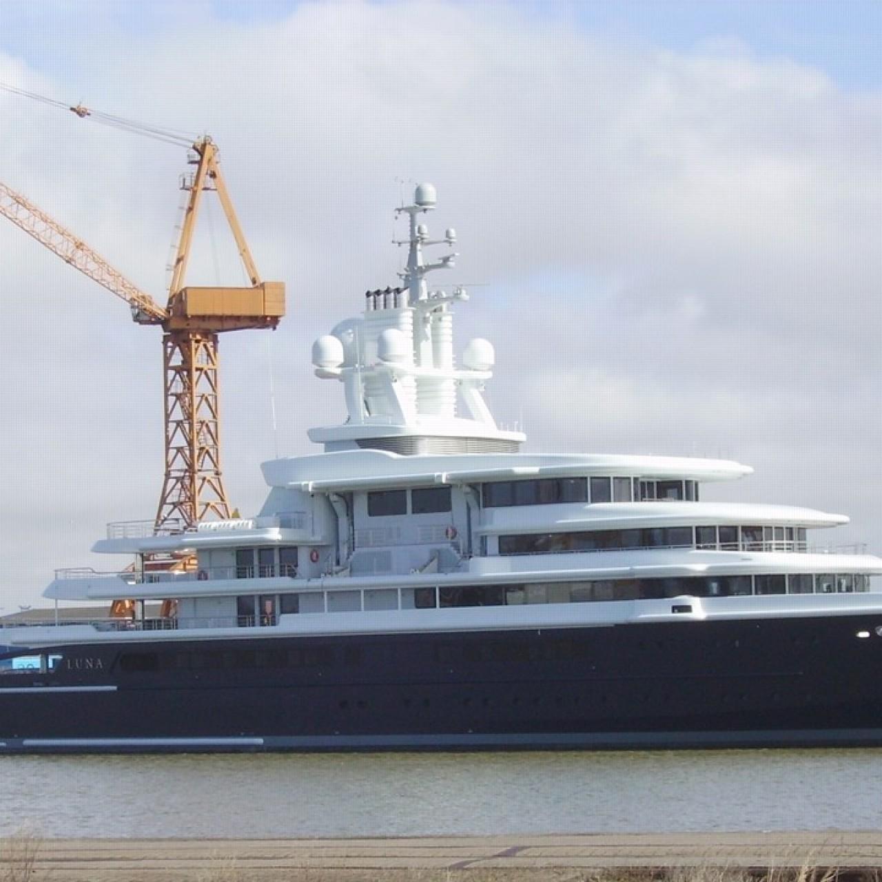 Russian Billionaire Farkhad Akhmedov To Lose Us 492 Million Yacht In