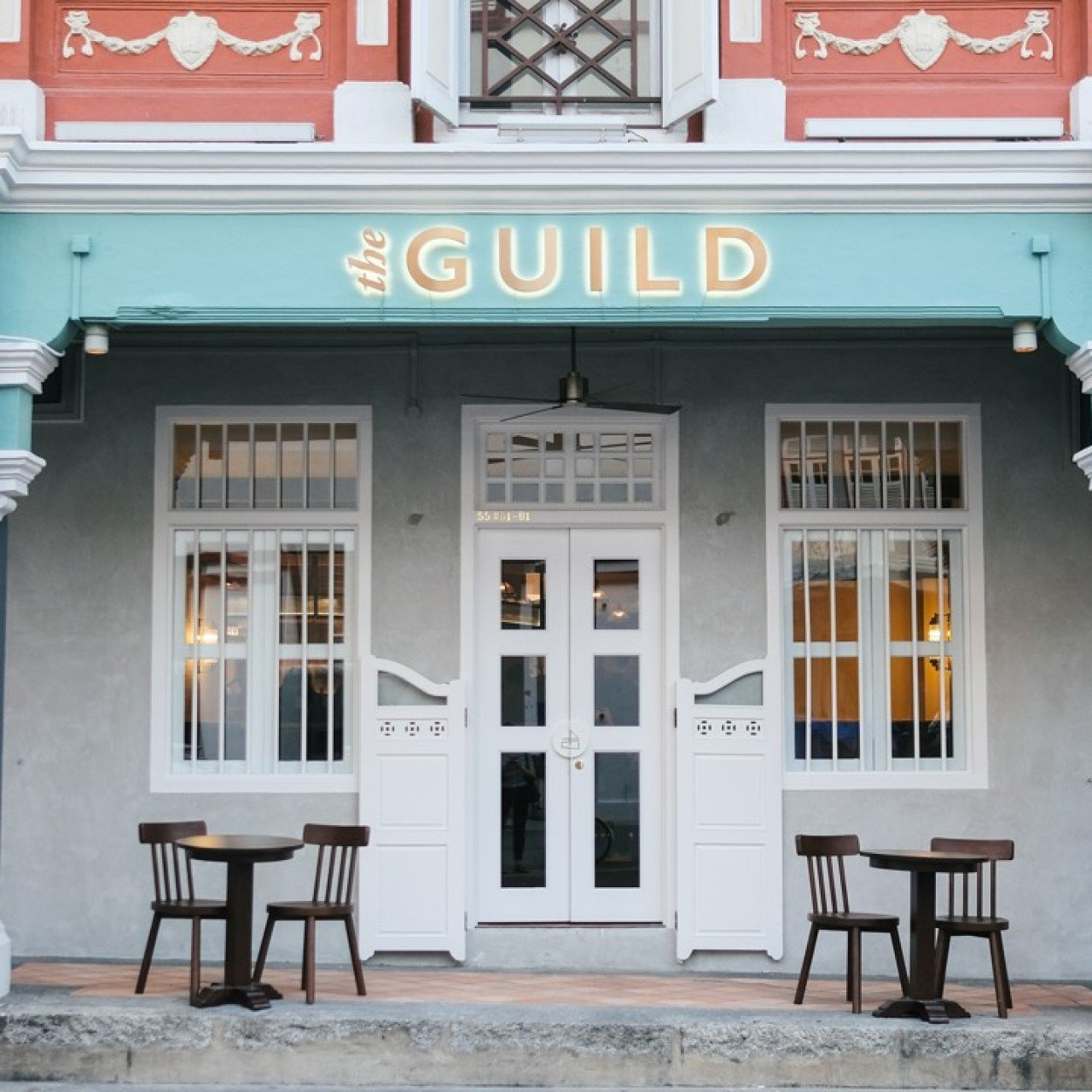 New Singapore restaurants: chefs' cultural heritage celebrated at