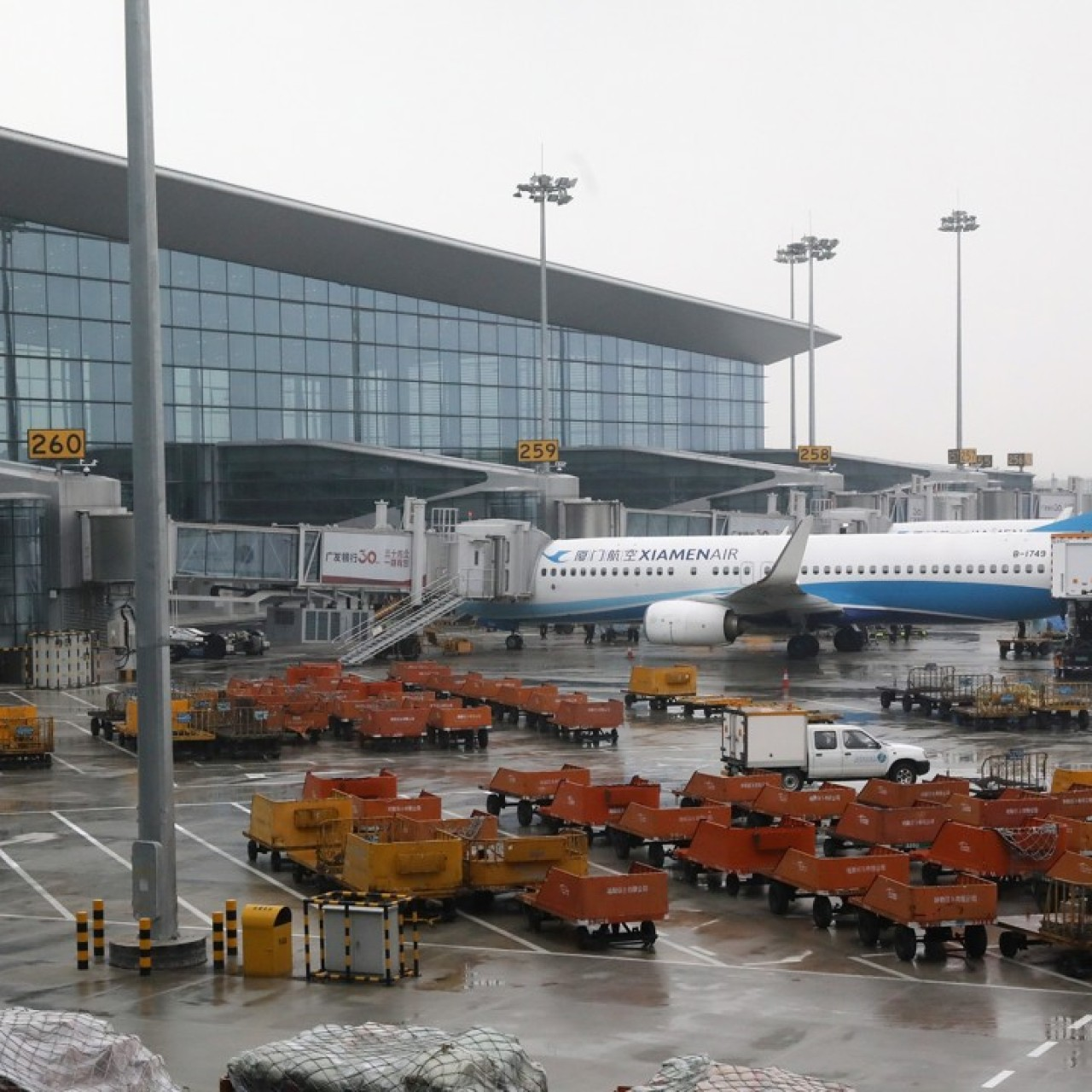 Guangzhou Airport expansion plans could see 30 new ...