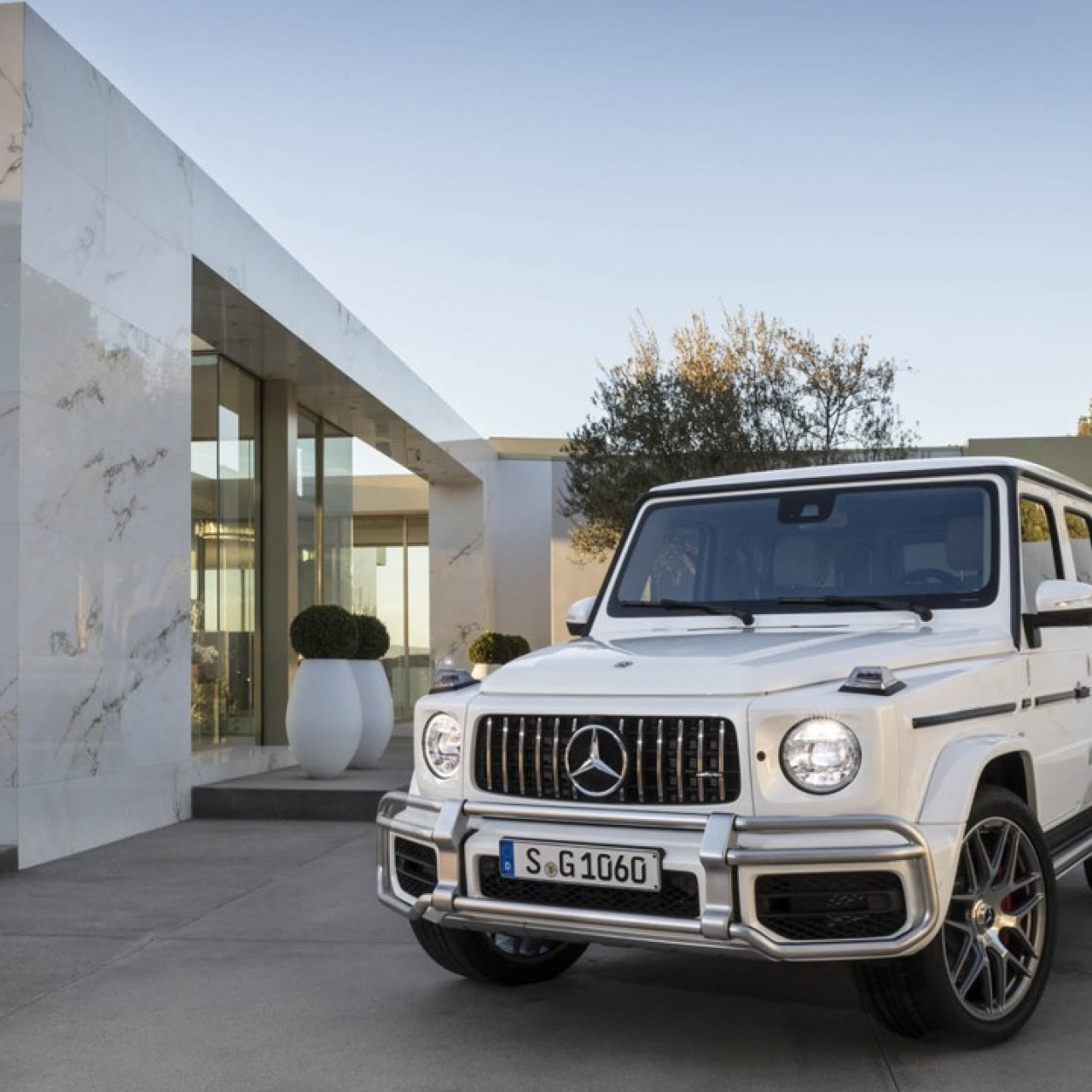 Is Mercedes-Benz's luxurious new G-Wagen worth US$130,000? | South