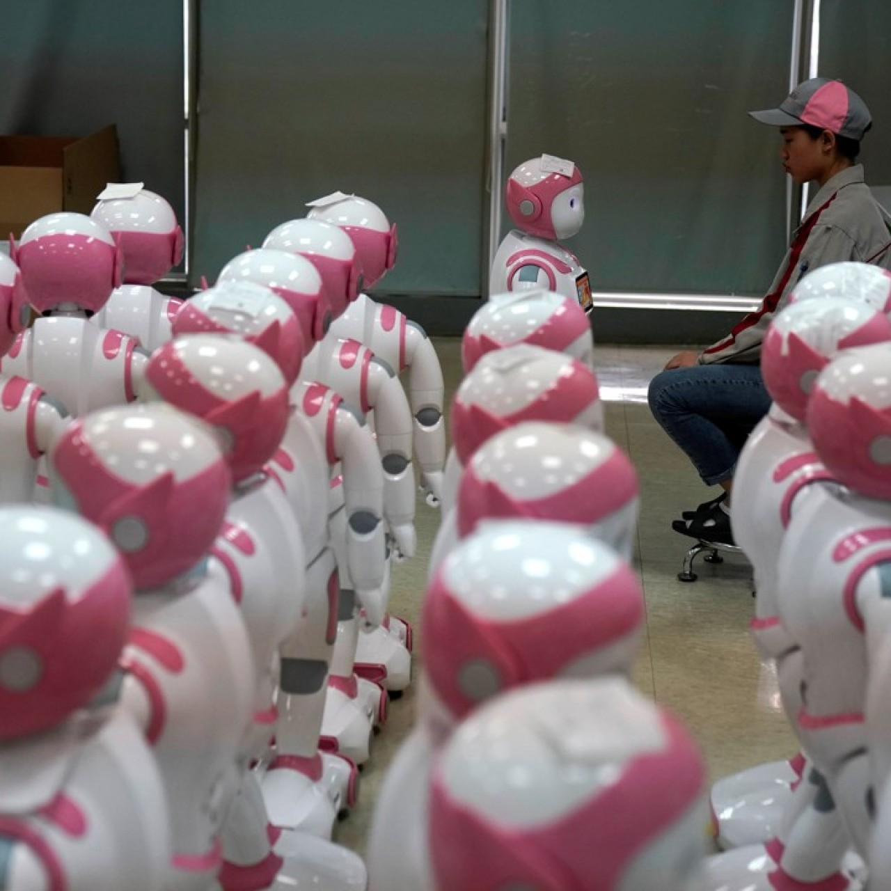 Why AI stealing our jobs may be a blessing in disguise – if