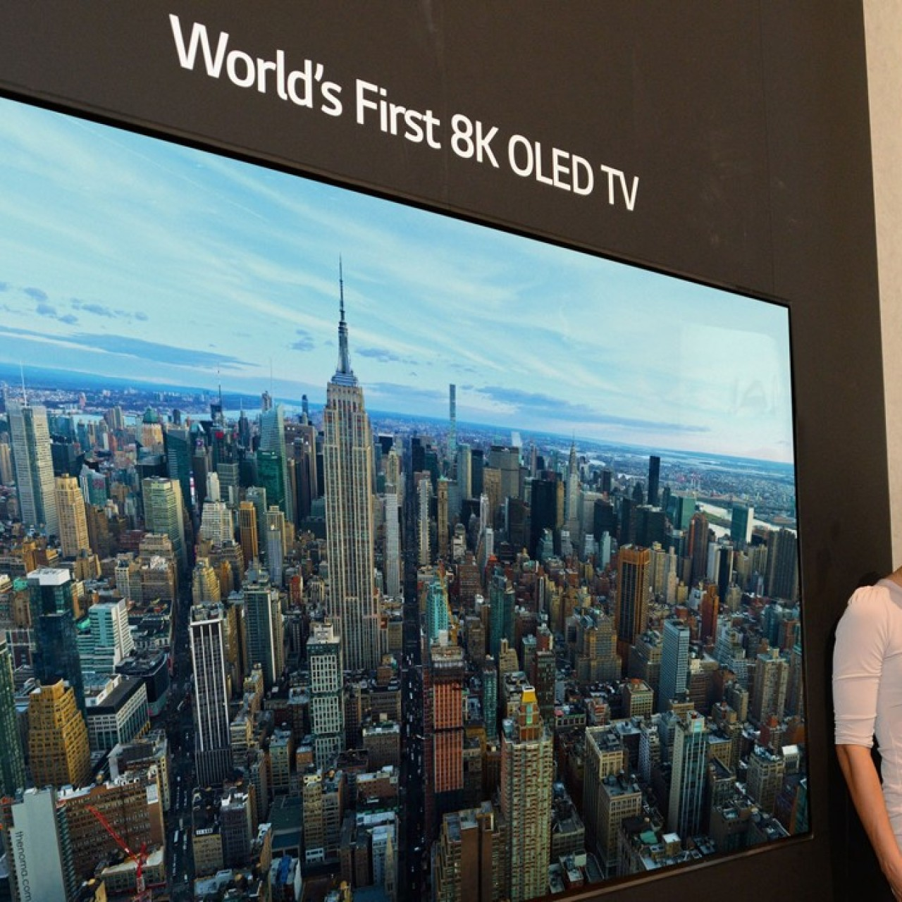 8K TVs at IFA 2018 tech show in Berlin to go on sale this autumn