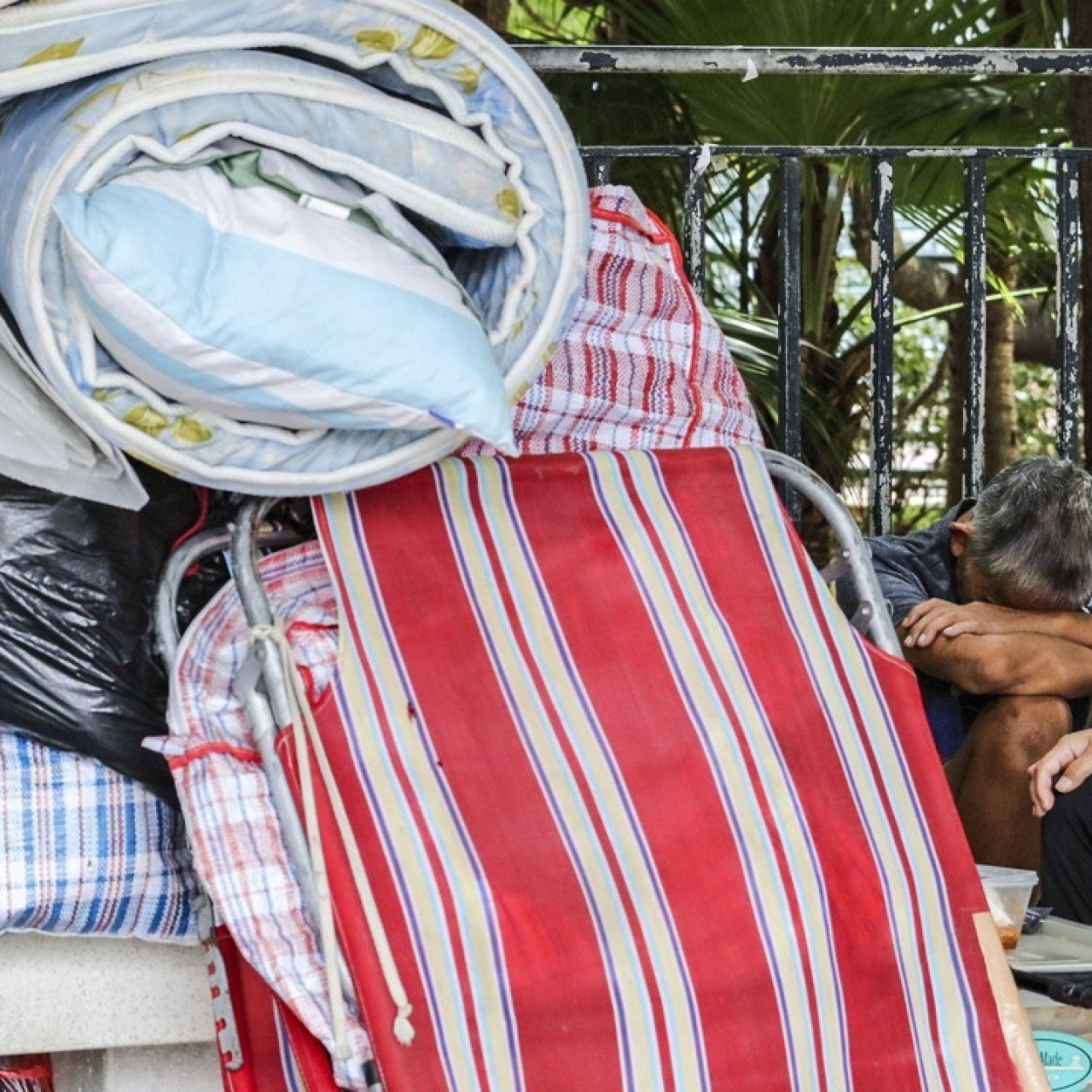 f574ba3c2837 It is useless to be worried': how will Hong Kong's homeless cope ...