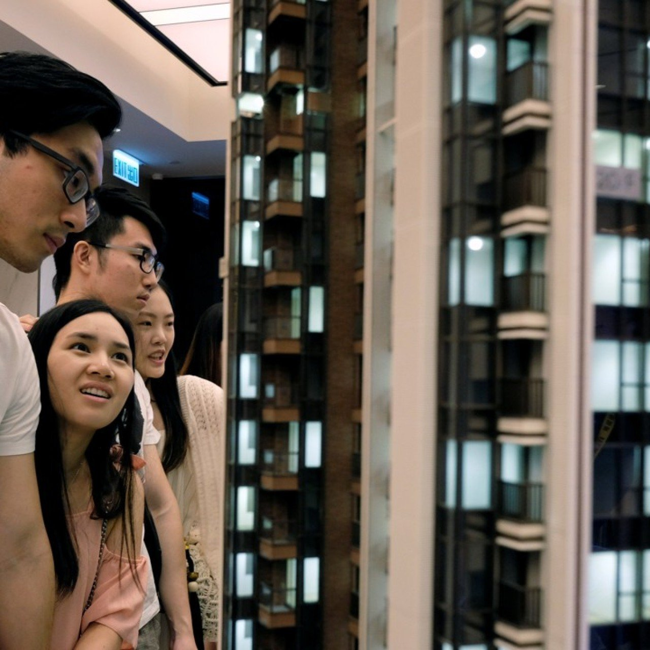 Hong Kong, world's most overvalued housing market, is at greatest