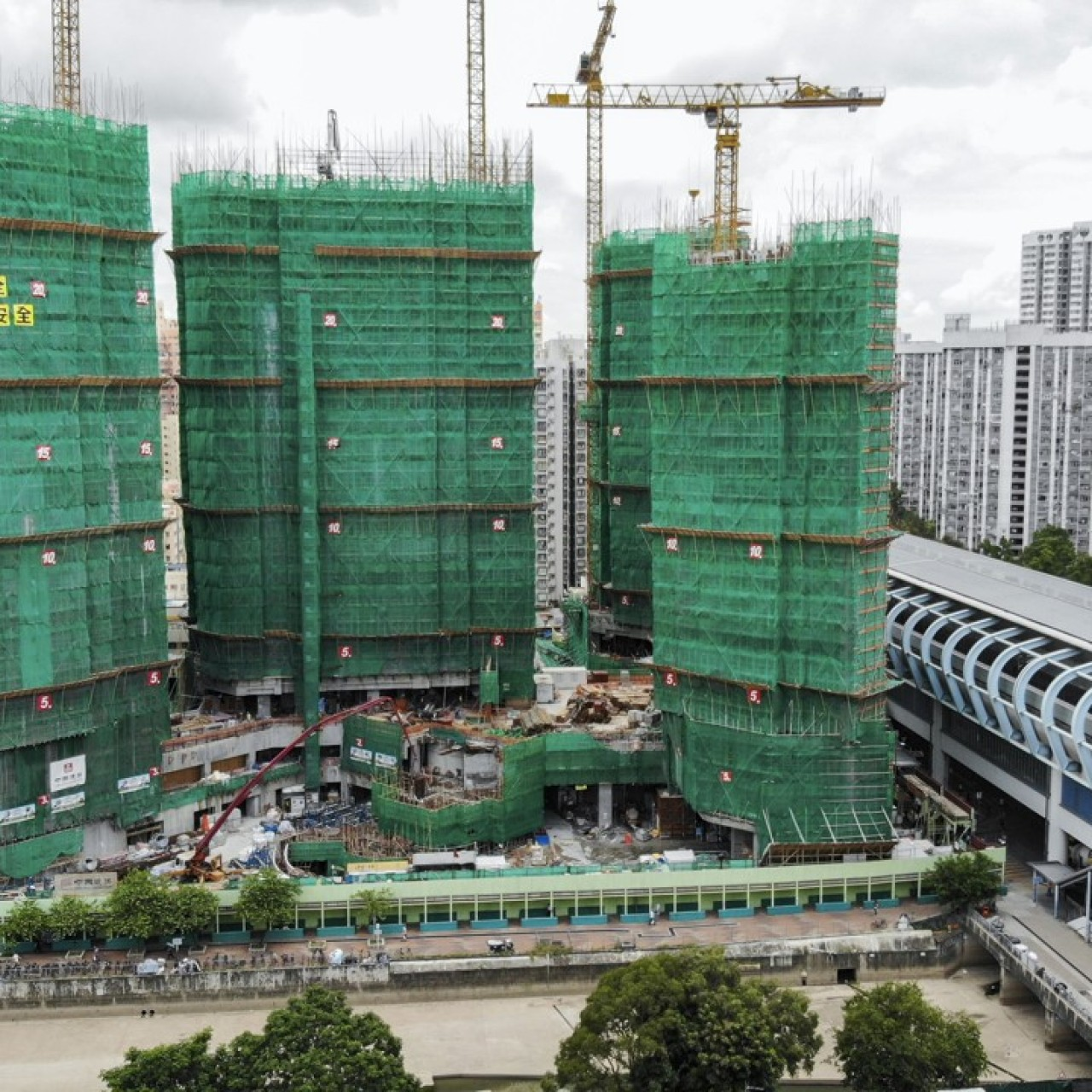Developers to flood market with 800 new flats in Hong Kong's biggest