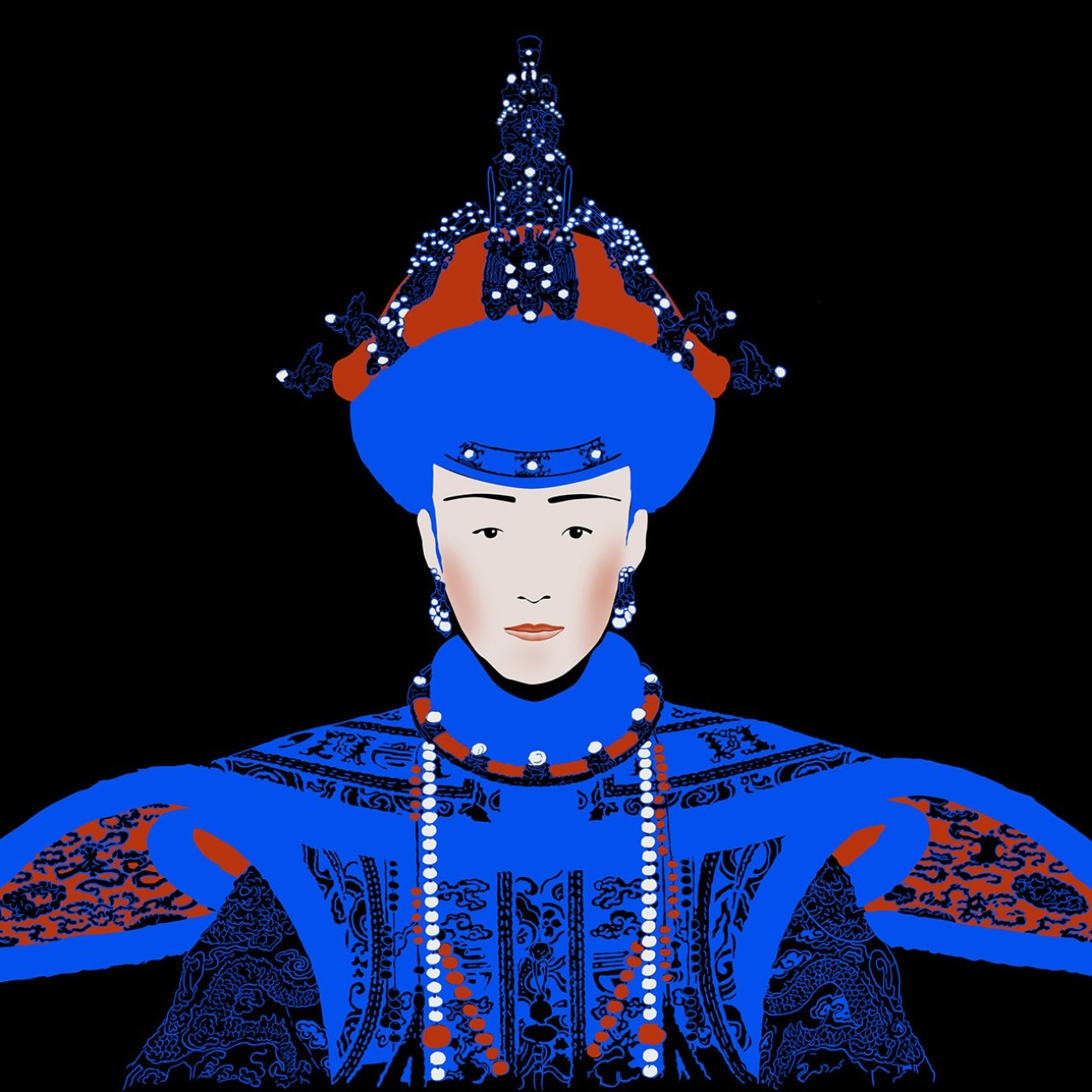 287994f517a20 For Forbidden City concubines in imperial China, beauty was more of ...