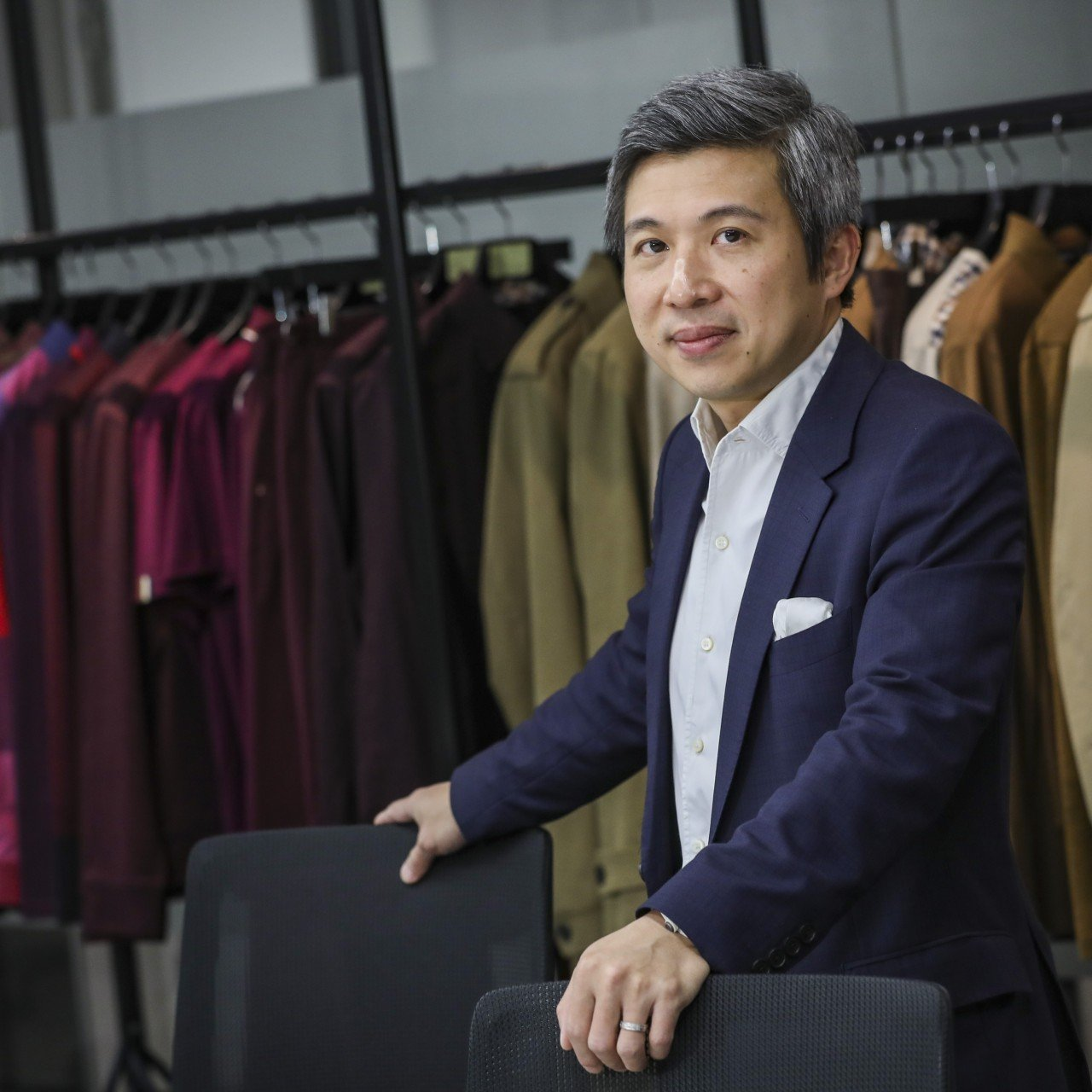 bb332a16b13de Chinese textiles giant aspiring to rival French conglomerate LVMH ...