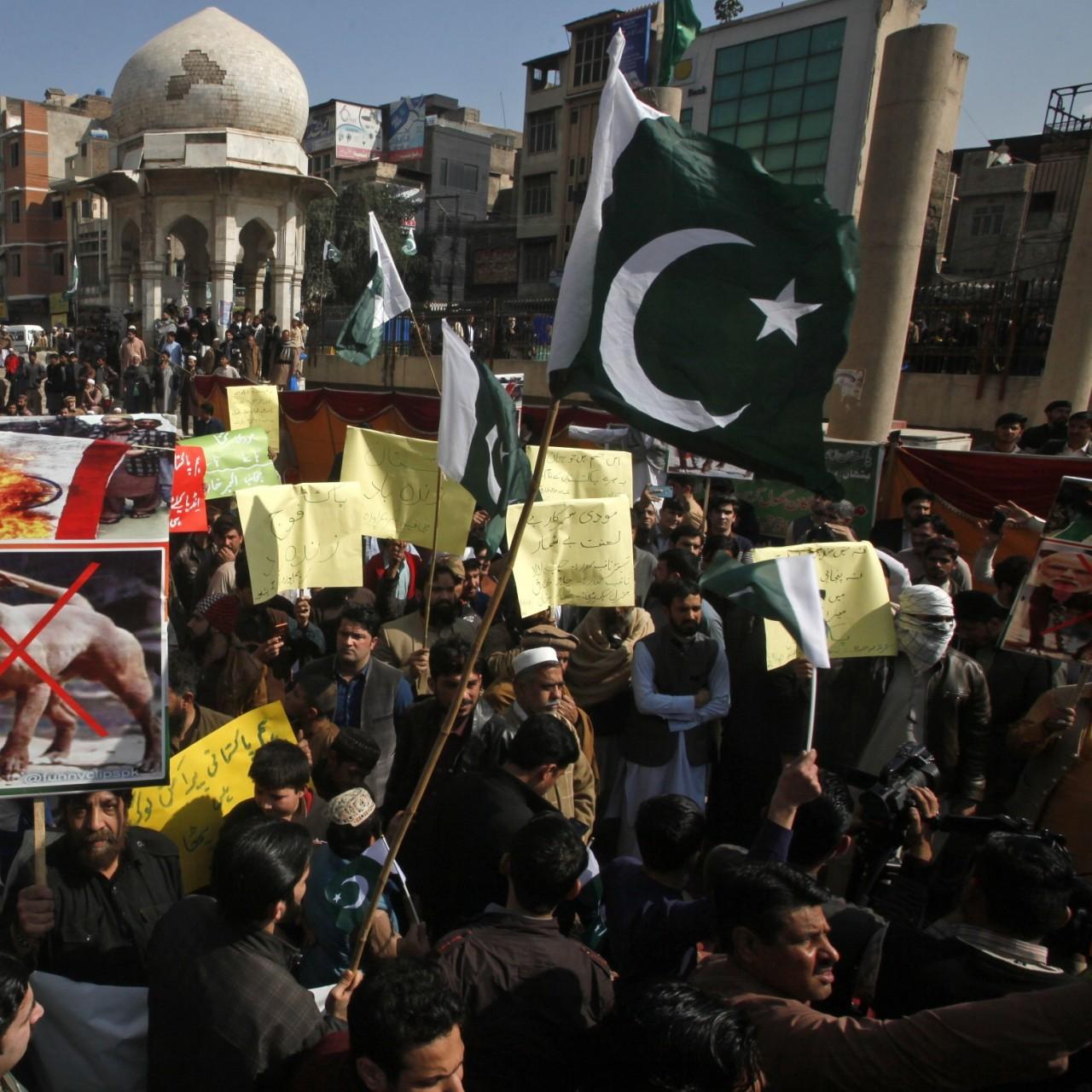 India's air strike on Pakistan militant camp escalates tensions