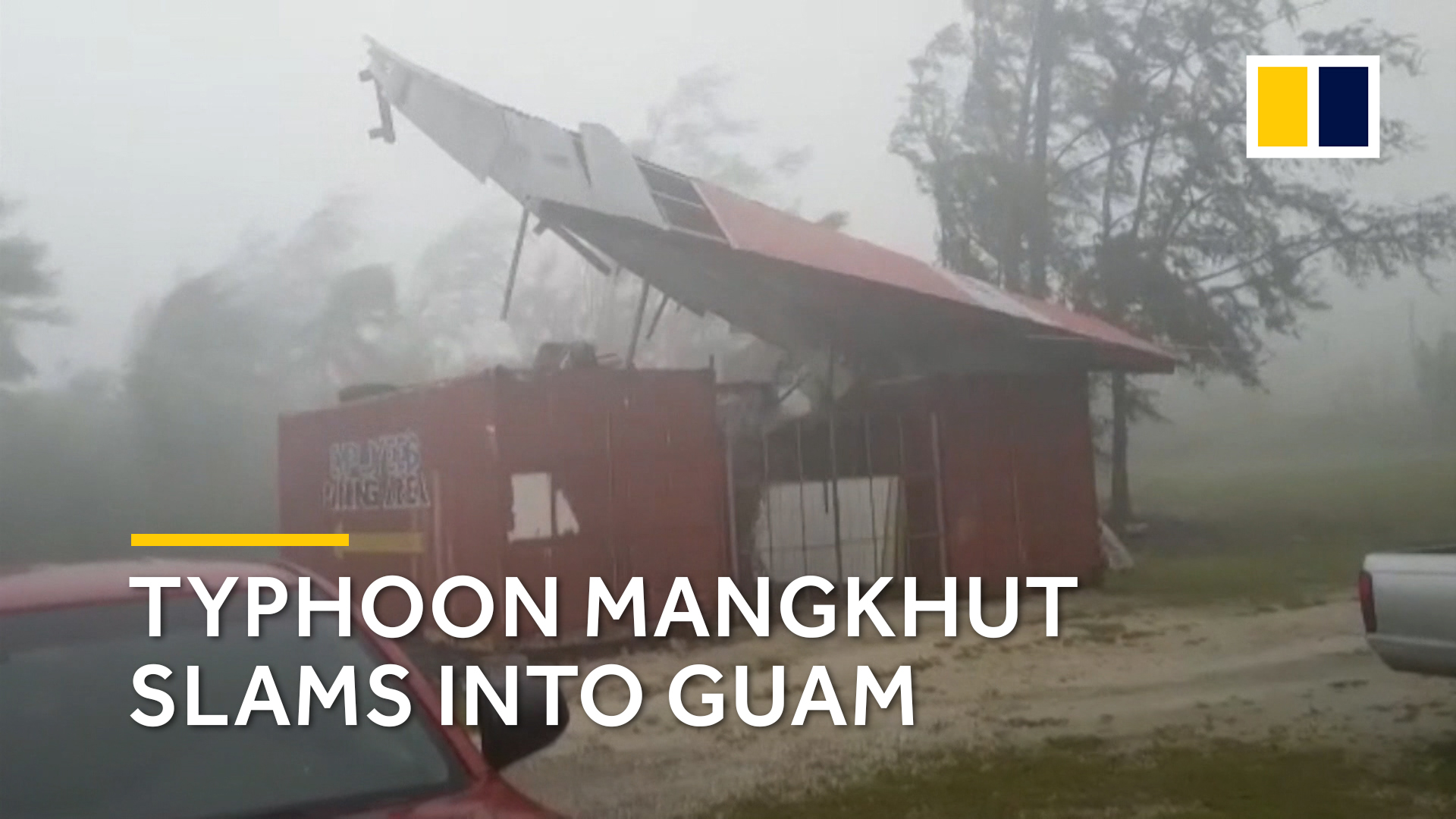 Southern China on high alert as Super Typhoon Mangkhut looms