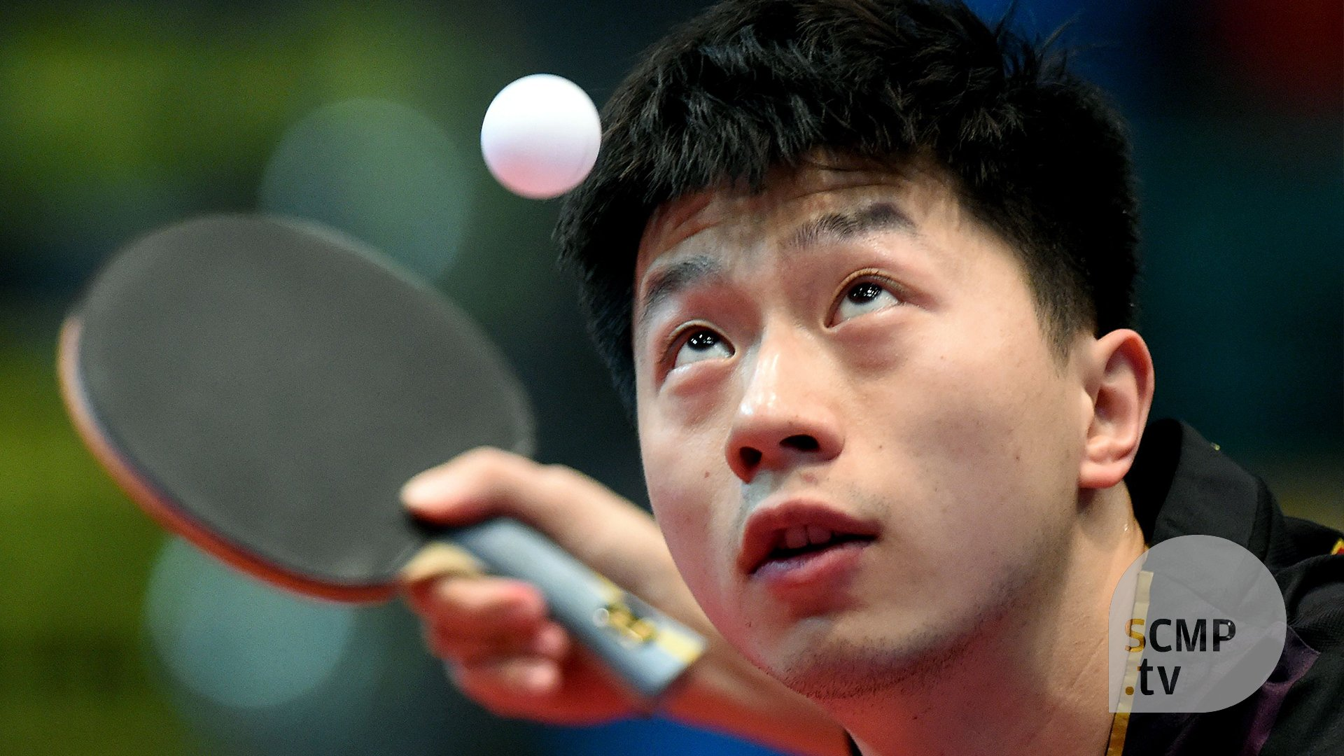 Beer Pong Chinas Ma Drinks To Table Tennis Glory South China